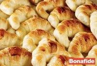 Docena de Medialunas dulces o saladas marca Bonafide