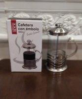 Cafetera Embolo 600 ml marca Bonafide