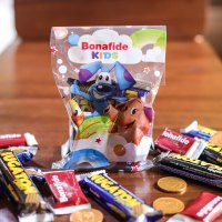 Bolsita Kids marca Bonafide