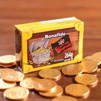 Caja moneditas de chocolate x 60 u marca Bonafide