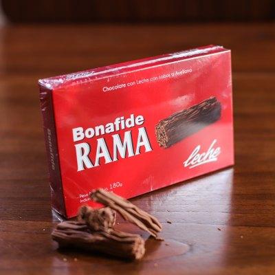 Chocolate rama leche x 180gr