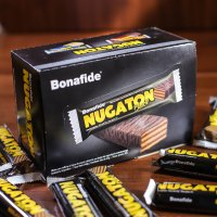 DISPLAY NUGATON BLACK X 24 U marca Bonafide