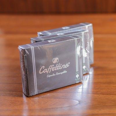 Caja Caffettino x 4 cápsulas Nespresso