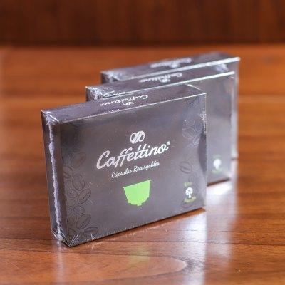 Caja Caffettino x 4 cápsulas Dolce
