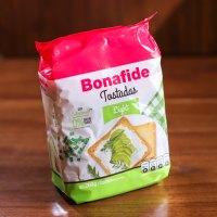 Tostadas Light marca Bonafide