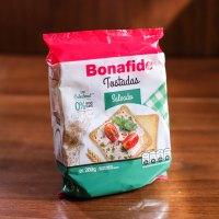 Tostadas de salvado marca Bonafide