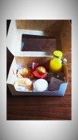 Caja Desayuno  marca Bonafide