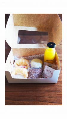 Caja Desayuno