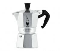 Cafetera Bialetti Moka Express 4 tazas marca Bonafide