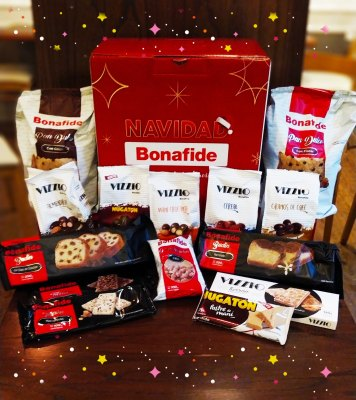 Caja Navidad Bonafide