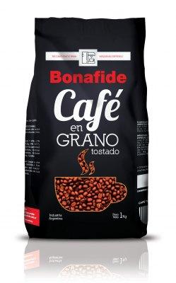 CAFÉ EN GRANO NEGRO x 1 Kg