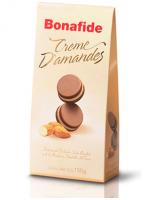 Triangulo BB crema almendras marca Bonafide