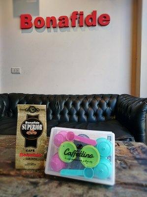 CAJA CAFFETTINO X 8 CAPSULAS DOLCE + 250 GR DE CAFÉ TOSTADO