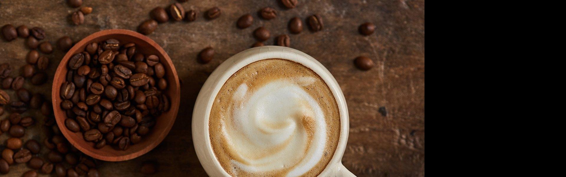 CAFE CON GRANOS
